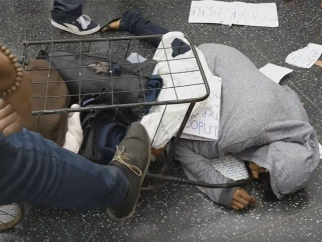 Image result for Clinton supporters attack homeless woman