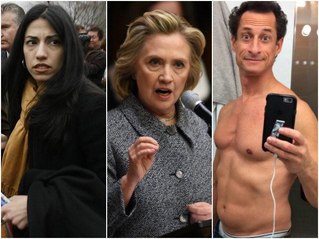 Huma-Abedin-Hillary-Clinton-Anthony-Weiner-Getty