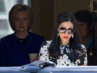 Huma Abedin, Hillary in Shadow AP