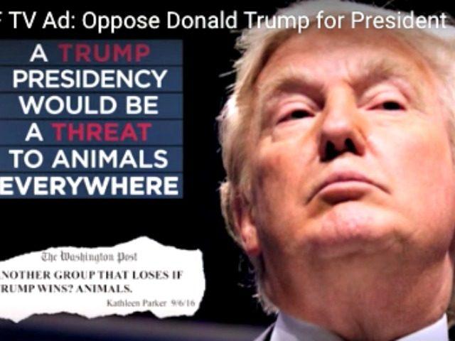 Humane Society Anti-Trump