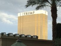 Arsonist Sets Trump International Hotel in Las Vegas on Fire