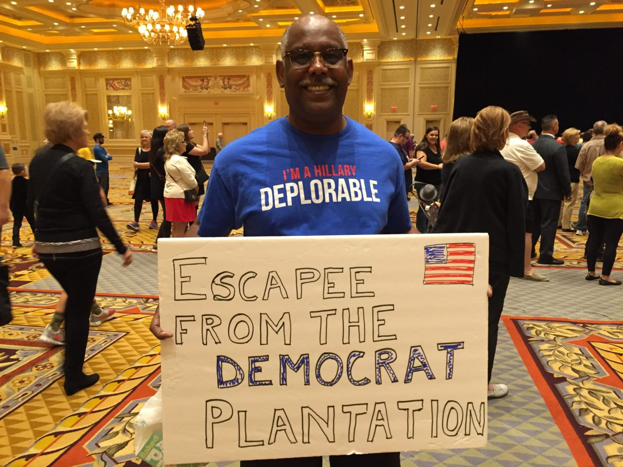 Escapee from the Democrat Plantation (Joel Pollak / Breitbart News)