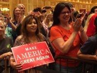 Donald Trump Vegas rally (Joel Pollak / Breitbart News)