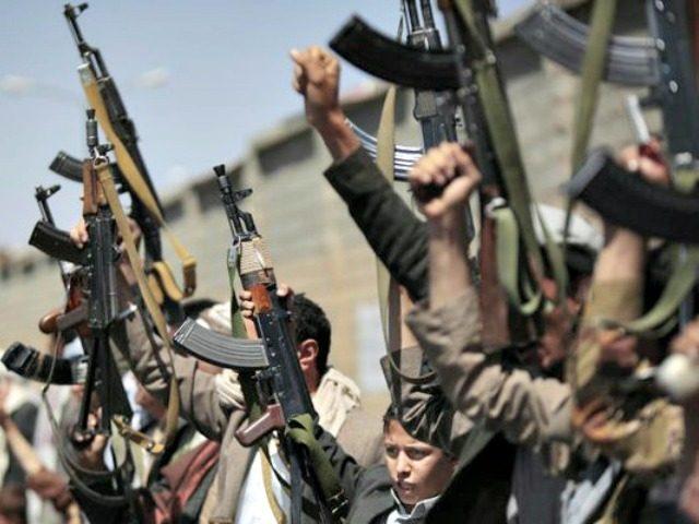 Iran Arming Houthis AP