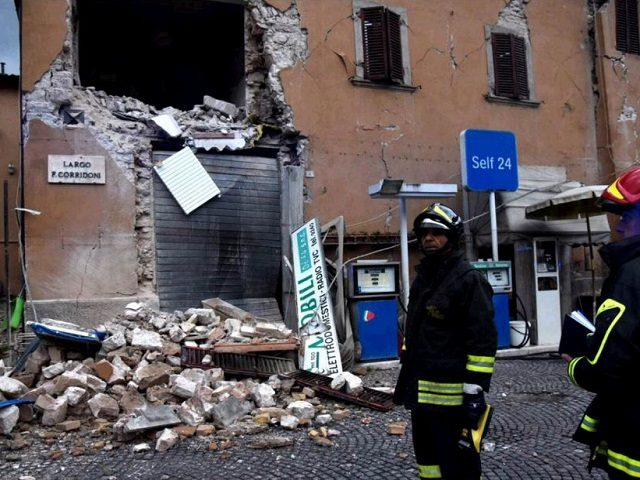 'Night of Terror' as Three Earthquakes Rock Central Italy