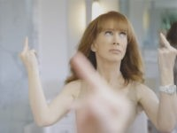 Kathy Griffin Tells Trump to 'F*ck Off' in Mock Campaign Ad (Video)