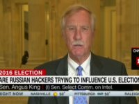Sen Angus King: 'My Concern Is That the Next Pearl Harbor Could Be Cyber'