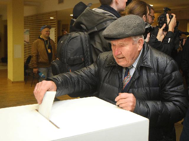 Lithuania Election
