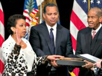 Congress to AG Lynch: 'Outrageous' You Would 'Essentially Plead the Fifth,' Refuse Answers on Iran Ransom Payment