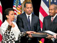 Loretta Lynch Oath AP