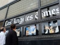 L.A. Times Declines to Join Newspaper Protest Against Trump