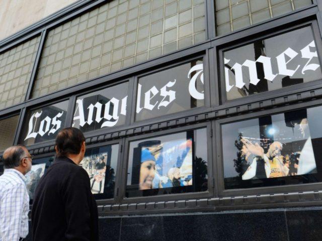 Los Angeles Times (Richard Vogel / Associated Press)