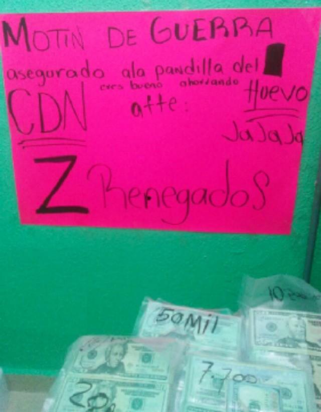 Los Zetas Civil War 2