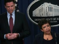 James Comey Trashed Loretta Lynch to Trump; Eric Holder 'Smarter'