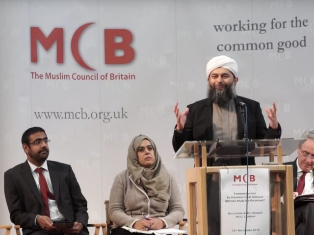 The Muslim Council of Britain (MCB)