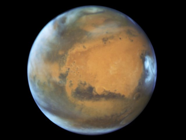 Mars (NASA / Associated Press)