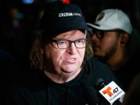 Trump Trolls Michael Moore: 'I Agree' That I'm America's Voice
