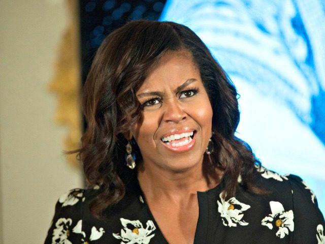 Michelle O Rips Trump N.H.