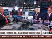 Watch: Kristol, Scarborough Have Heated Exchange Over 'Morning Joe' Trump Coverage