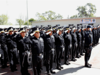 Monterrey Police Officers