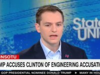 Mook Dodges on Question of Any Contact Between Clinton Camp, Trump's Accusers