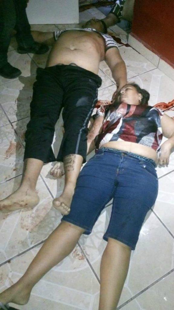 Murder Scene Matamoros