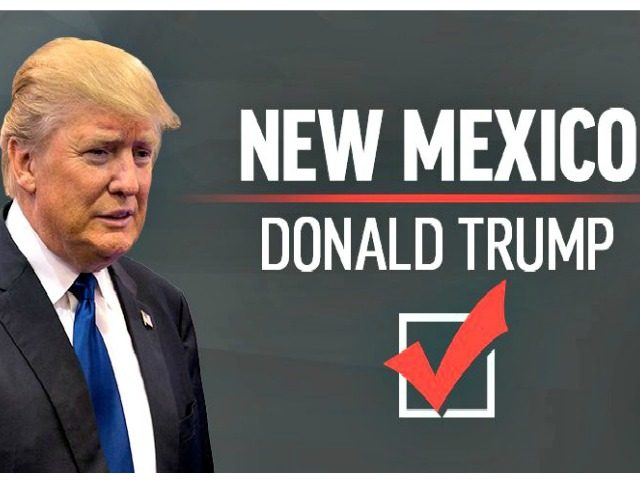 New Mexico for Trump AP