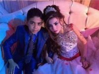 Outrage in Egypt over Engagement of Pre-Teen Cousins