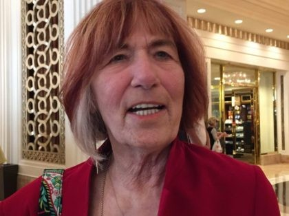 Patricia Smith (Joel Pollak / Breitbart News)