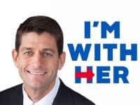 Paul Ryan I'm With Her