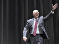 Pence Wave Getty