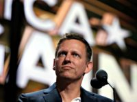 Peter Thiel Doubling Down with Big Trump Speech