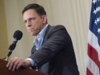 Peter Thiel (Saul Loeb / AFP / Getty)