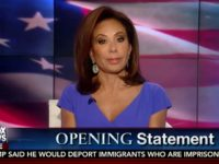 Pirro: 'Two Systems of Justice,' One for Clinton, and Another for Everyone, FBI Knew They Wouldn't File Charges