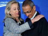 Hillary Clinton's Campaign Chief, John Podesta, Also Helped Create Pro-Clinton Super PAC