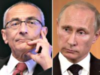 Peter Schweizer: Media Chases Trump-Putin Conspiracy Theories, Ignores Evidence of John Podesta's Russia Ties