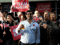 VIDEO: Kassam Gives UKIP Leadership Speech In Westminster