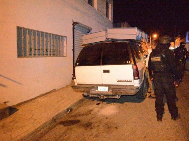 Reynosa Coverup