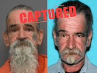 Richard Max Rudolph Captured