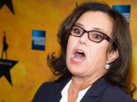 Rosie O'Donnell: If You Work With 'Adolf Trump,' 'Yes U F*cking Are a Nazi'