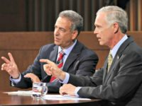 Russ Feingold, Ron Johnson, AP