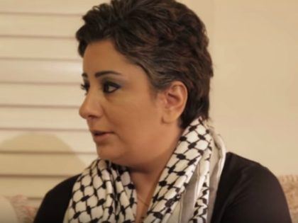 Sandra Solomon Palestinian Muslim Convert to Christianity (YoutTube screenshot)