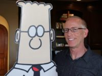'Dilbert' Creator Scott Adams Attacks Google for Labeling Him a 'Nazi'