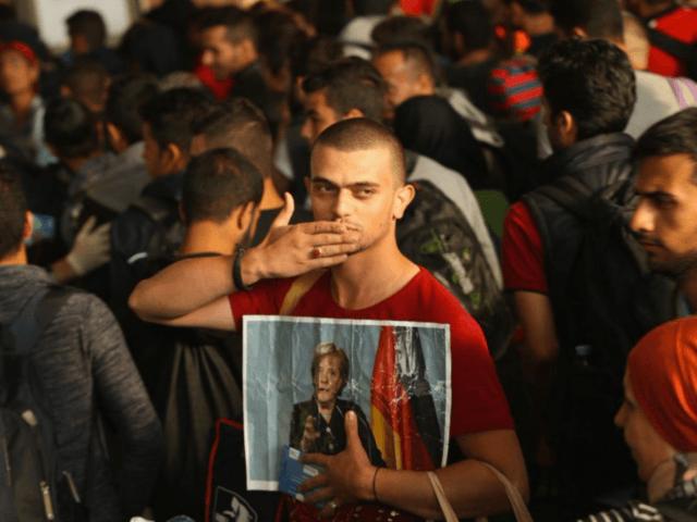 Migrants Germany Merkel