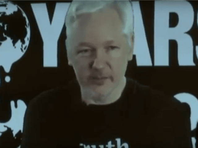 Julian Assange reveals WikiLeaks set to publish 'significant' information