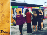 Trump Women Pay Tribute at Pulse Night Club, Campaign in Florida