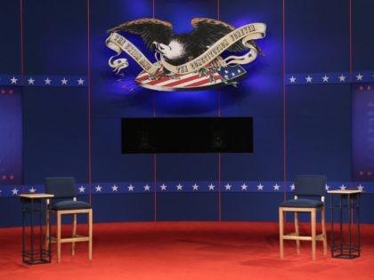 Second Debate 2012 (Bruce Bennett / Getty)