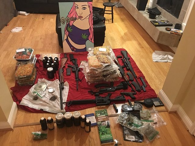 Seized Items