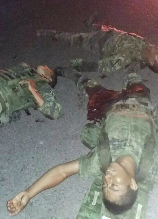 Sinaloa Cartel Ambush 3