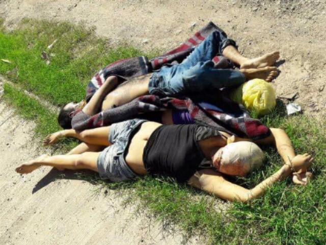 Tamaulipas Los Zetas murder 2